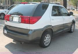 2002 buick rendezvous cx suv item c2760 sold tuesday se