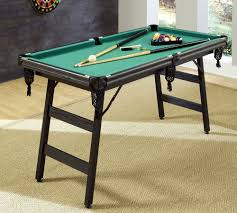 5ft Folding Pool Table Home Styles The Hot Shot 5ft Pool Table 5954 98