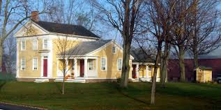 White House With Black Trim Benjamin Franklin Gates House Wikipedia