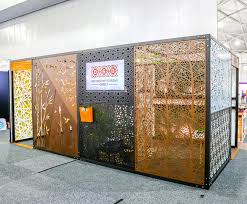laser cut decorative screens laser cut screens brisbane outdoor