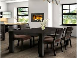 Round Kitchen Table Ideas by Tall Round Kitchen Table Natural Brown Maple Wood Door Minimalist