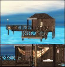 water bungalow by deexie on deviantart