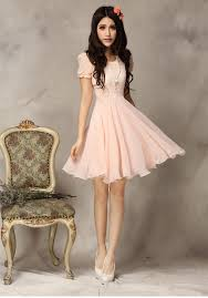 light pink short dress pale pink lace dress kzdress