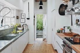 cuisine parfaite installer une cuisine parfaite dans un couloir country