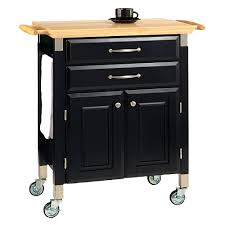 dolly kitchen island cart prep serve kitchen cart wood top