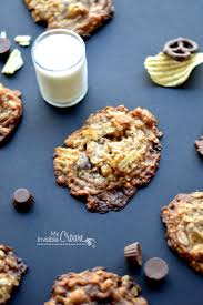 kitchen sink monster cookies recipe sinks potato chips and