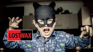diy mask for catwoman costume tutorial halloween fun youtube