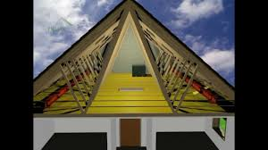 Prefabricated Roof Trusses Trussloft Converting Your Loft Youtube