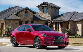 2015 lexus lineup 2015 lexus is receives minor updates automotive com