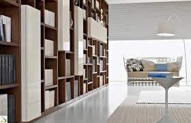 arredo librerie gallery of libreria moderna in legno booki arredo design