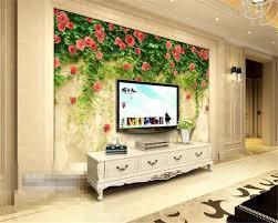 chambre en rotin beibehang marbre rotin 3d fonds d écran image décoration murale