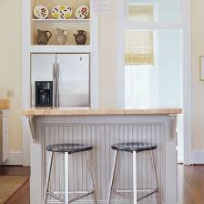 how to build a cabinet around a refrigerator built in refrigerator better homes gardens