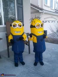 Halloween Minion Halloween Costume Awesome Coolest Homemade Despicable Minion Costume Homemade Costumes