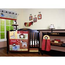 Nojo Jungle Crib Bedding by Blanket In Crib For 13 Month Old Baby Crib Design Inspiration