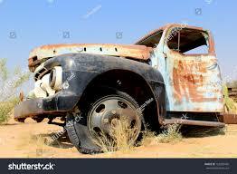 old rusty car wreck last gas stock photo 128283455 shutterstock