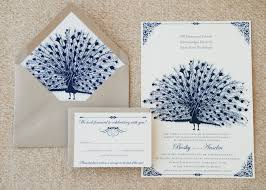peacock wedding invitations peacock wedding invitation archives serendipity