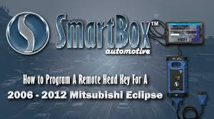 how to program a remote head key to a 2006 2012 mitsubishi