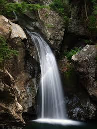 Vermont waterfalls images Bingham falls in stowe vermont jpg