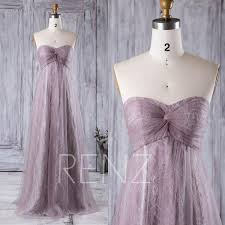 dusty wedding dress 2016 dusty purple mesh bridesmaid dress sweetheart wedding dress