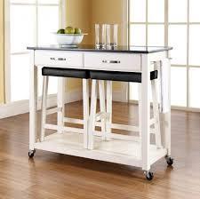 kitchen island table on wheels kitchen captivating kitchen island table on wheels trolley small