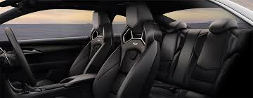 Cadillac Cts Coupe Interior 2016 Cadillac Cts V And Ats V Track Test Review Ticktickvroom