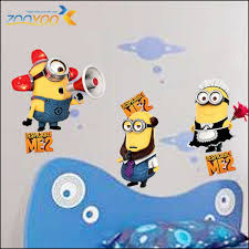 Despicable Me Decorations Simple 25 Minion Wall Decor Decorating Design Of Best 25 Minions