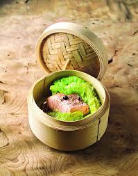 vapeur cuisine recette saumon vapeur en feuilles de chou vert