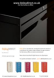 bisley direct u2013 for the home or office the art of design magazine