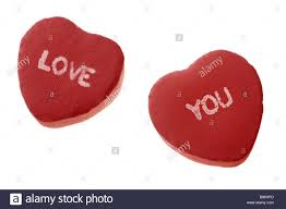 s day candy hearts s day candy hearts isolated on white background stock