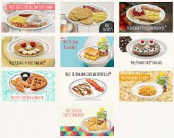 ihop black friday kids eat free at ihop every night through may 6 out to eat with