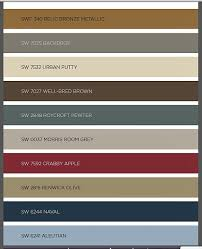 Sherwin Williams 2017 Colors Of The Year 2016 Paint Color Forecasts And Trends