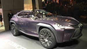 lexus ux suv concept paris lexus introduces ux concept crossover at paris motor show