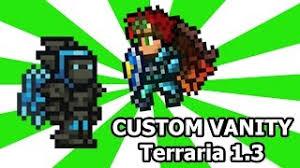 Terraria Vanity Clothes Terraria Meets The Lords Of Universe Frozen Zero Goliath