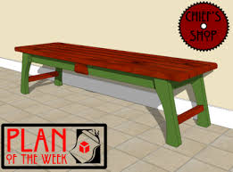 Free Woodworking Plans Bench With Storage by Free Design Woodworking December 2014