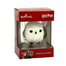 hallmark resin harry potter ornament thinkgeek