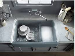 Kohler Apron Front Kitchen Sink Kohler Whitehaven Kitchen Sink Offers Apron Front Style Now With