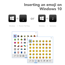 cocktail emoji windows 10 fall creators update emoji changelog