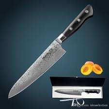 vg10 kitchen knives 8inch chef s knives japanese vg10 damascus steel kitchen knife