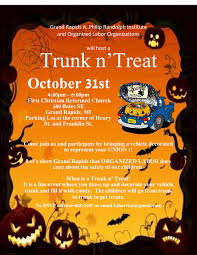 spirit halloween wages represent your union this halloween at trunk u0027n u0027 treat event