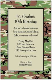 13 best photos of camo border for invitation free printable