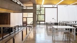 pratt institute higgins hall insertion steven holl architects