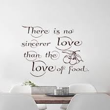 installing dining room vinyl wall decal quotes john robinson