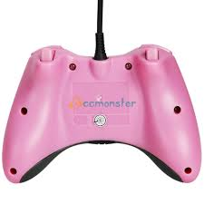 home design games for xbox 360 2x pink wired game pad controller for microsoft xbox 360 and slim