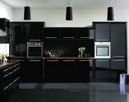 15 astonishing black kitchen cabinets home design lover