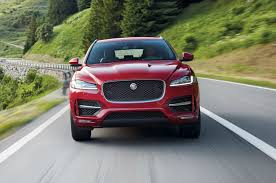 jaguar jeep 2017 jaguar f pace first look review