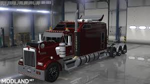 kenworth trucks photos kenworth w900 long remix ats 1 5 mod for american truck simulator ats