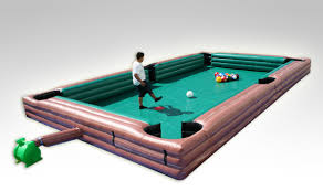 ezinflatables human billiard bounce house u0026 reviews wayfair