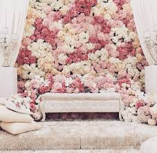 wedding backdrop set up i want this stage set up with the flower backdrop and lace