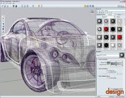 how car designers work in a design studio design process