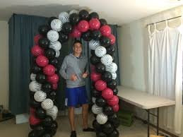 how to make a balloon arch how to make a balloon arch without helium